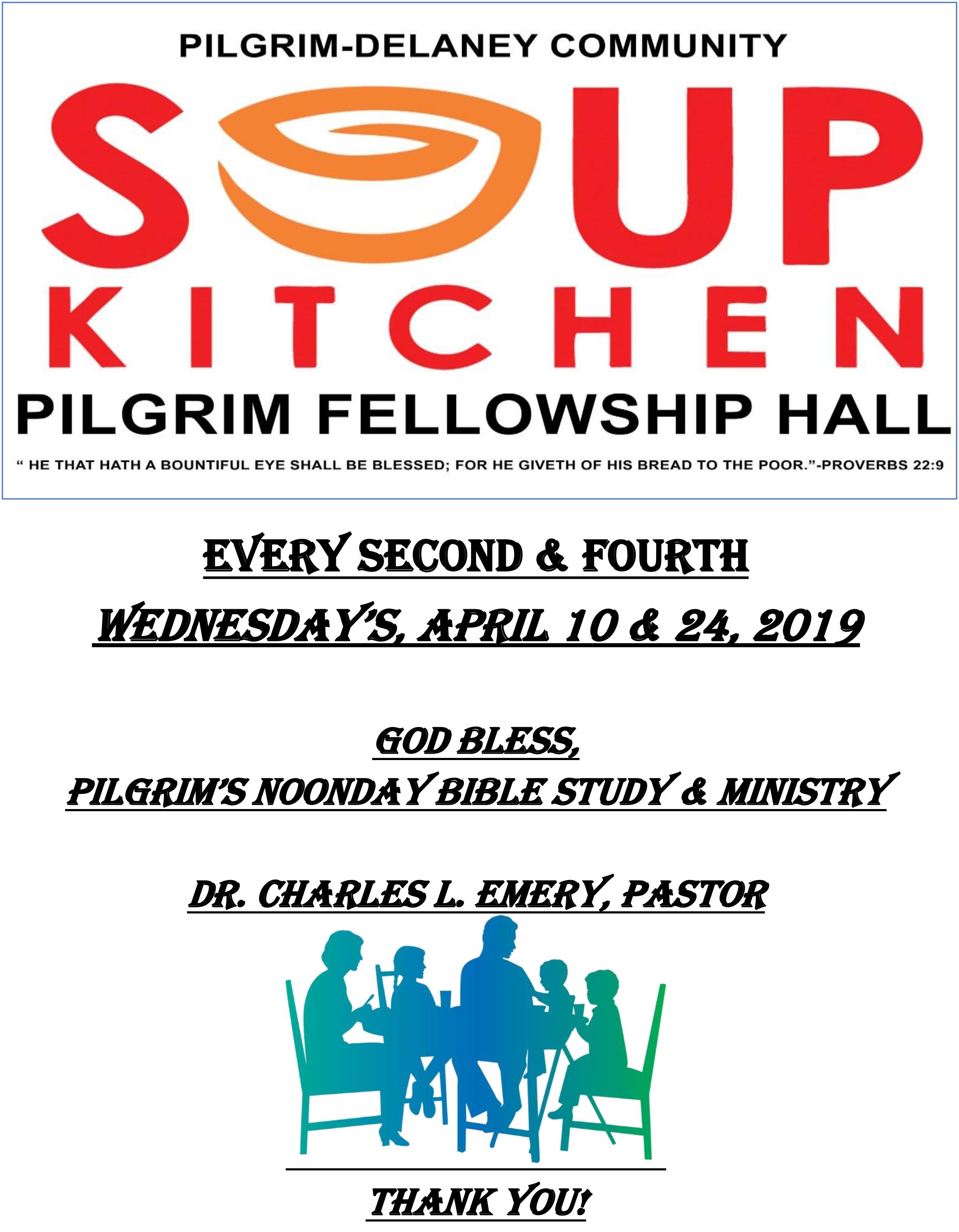 Soup Kitchen Fellowship Hall
