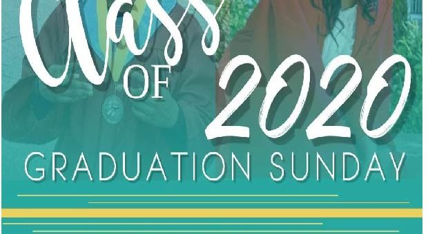 Class of 2020 Graduation Sunday